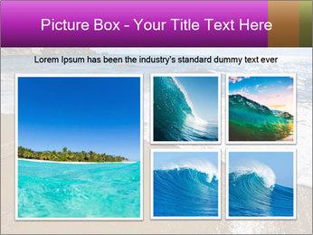 Must beautiful beach on Maltese islands PowerPoint Template - Slide 19