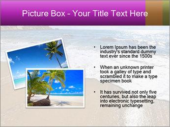 Must beautiful beach on Maltese islands PowerPoint Template - Slide 20