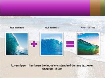 Must beautiful beach on Maltese islands PowerPoint Template - Slide 22