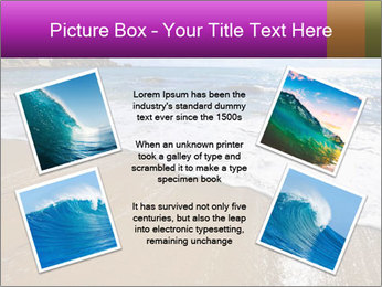 Must beautiful beach on Maltese islands PowerPoint Template - Slide 24