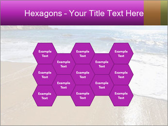 Must beautiful beach on Maltese islands PowerPoint Template - Slide 44