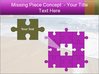 Must beautiful beach on Maltese islands PowerPoint Templates - Slide 45