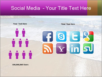 Must beautiful beach on Maltese islands PowerPoint Template - Slide 5