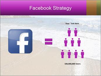 Must beautiful beach on Maltese islands PowerPoint Template - Slide 7