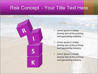 Must beautiful beach on Maltese islands PowerPoint Template - Slide 81