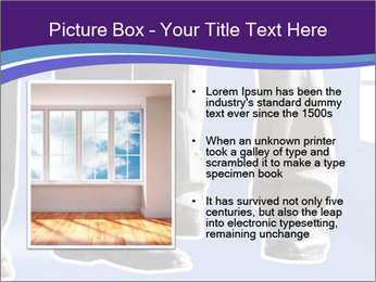 Empty room PowerPoint Templates - Slide 13