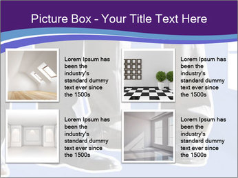 Empty room PowerPoint Templates - Slide 14