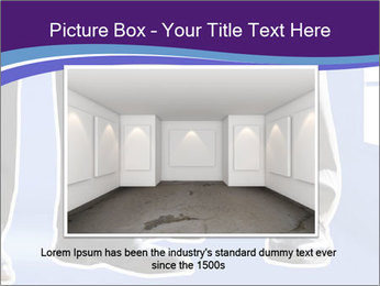 Empty room PowerPoint Templates - Slide 15
