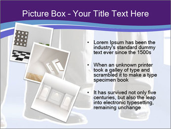Empty room PowerPoint Templates - Slide 17