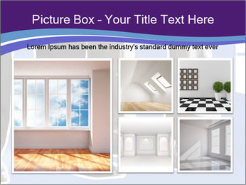 Empty room PowerPoint Templates - Slide 19