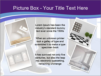 Empty room PowerPoint Templates - Slide 24