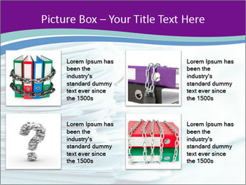Ragged paper sheets PowerPoint Template - Slide 14