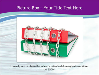 Ragged paper sheets PowerPoint Template - Slide 15