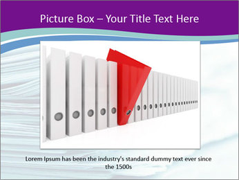 Ragged paper sheets PowerPoint Template - Slide 16