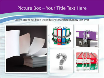 Ragged paper sheets PowerPoint Template - Slide 19