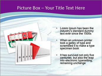 Ragged paper sheets PowerPoint Template - Slide 20