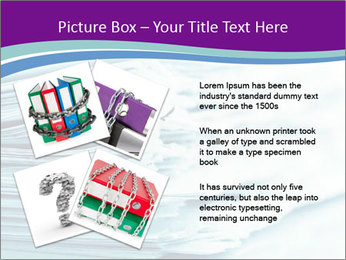 Ragged paper sheets PowerPoint Template - Slide 23