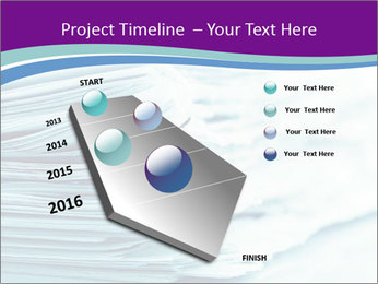 Ragged paper sheets PowerPoint Template - Slide 26