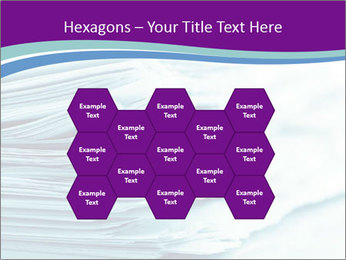 Ragged paper sheets PowerPoint Template - Slide 44