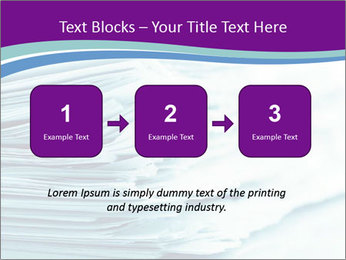 Ragged paper sheets PowerPoint Template - Slide 71