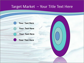 Ragged paper sheets PowerPoint Templates - Slide 84
