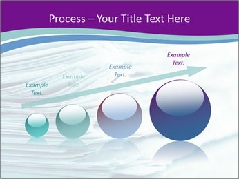 Ragged paper sheets PowerPoint Template - Slide 87