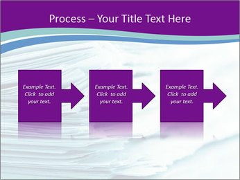 Ragged paper sheets PowerPoint Template - Slide 88