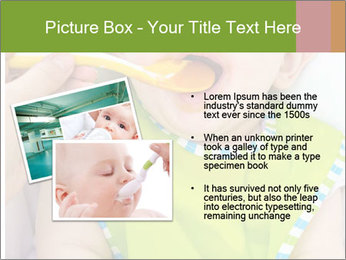 Baby feeding PowerPoint Templates - Slide 20