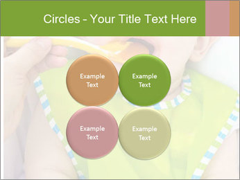Baby feeding PowerPoint Templates - Slide 38