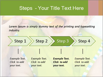 Baby feeding PowerPoint Templates - Slide 4
