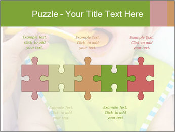 Baby feeding PowerPoint Templates - Slide 41
