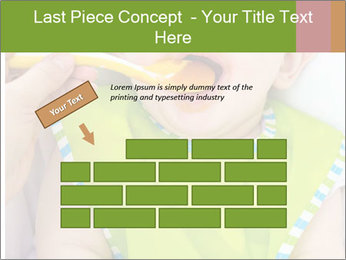 Baby feeding PowerPoint Templates - Slide 46