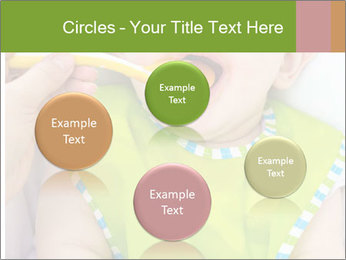 Baby feeding PowerPoint Templates - Slide 77