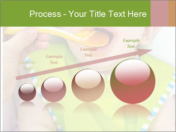 Baby feeding PowerPoint Templates - Slide 87