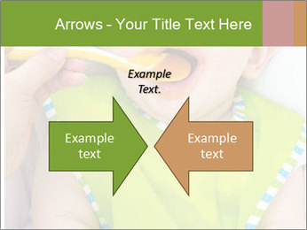 Baby feeding PowerPoint Templates - Slide 90