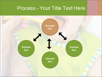 Baby feeding PowerPoint Templates - Slide 91