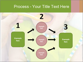 Baby feeding PowerPoint Templates - Slide 92