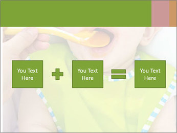 Baby feeding PowerPoint Templates - Slide 95