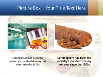 Healthy vegetable panini or focaccia PowerPoint Templates - Slide 18