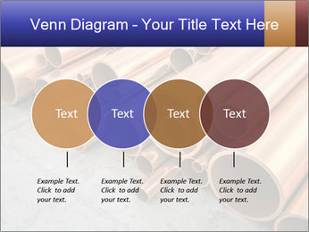 An image of some nice copper pipes PowerPoint Templates - Slide 32