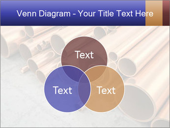 An image of some nice copper pipes PowerPoint Templates - Slide 33