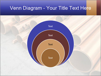 An image of some nice copper pipes PowerPoint Template - Slide 34