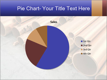 An image of some nice copper pipes PowerPoint Templates - Slide 36