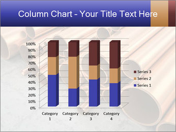 An image of some nice copper pipes PowerPoint Template - Slide 50
