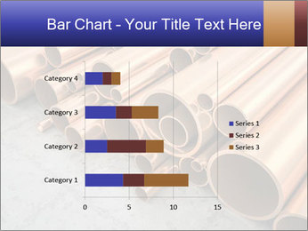 An image of some nice copper pipes PowerPoint Template - Slide 52