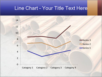 An image of some nice copper pipes PowerPoint Template - Slide 54