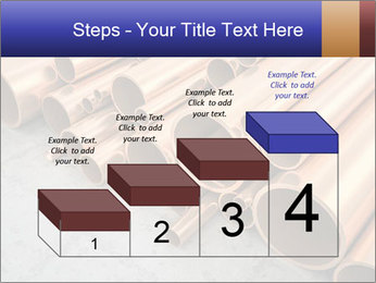 An image of some nice copper pipes PowerPoint Templates - Slide 64