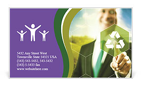 0000088407 Business Card Template