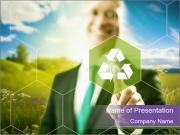Clean technology PowerPoint Templates