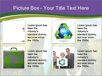 Clean technology PowerPoint Template - Slide 14